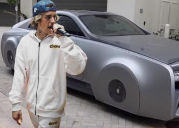 #OK! ჯასტინ ბიბერის ახალი მანქანა სრულიად ირეალური დიზაინით (ვიდეო)