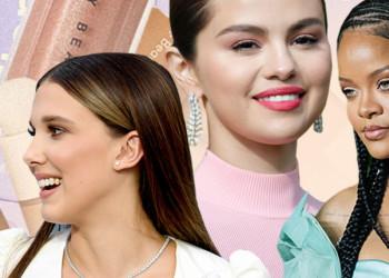 #OK! ტოპ 10 სელებრითული სილამაზის ბრენდი, სადაც 2020 წლის მონაცემებით Fenty Beauty ლიდერობს