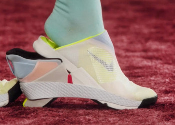 #OK! ახალი სპორტული ფეხსაცმელი Nike-ისგან, რომელსაც ხელების დახმარების გარეშე ჩაიცვამთ